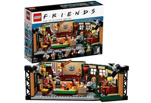 Test et avis sur le Lego Friends Ideas Central Perk 21319