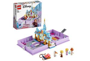Test et avis sur le Lego Les aventures d'Anna et Elsa 43175