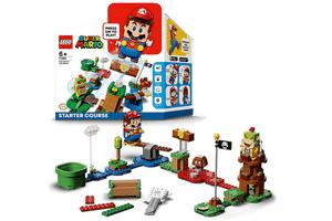 Test et avis sur le Lego Mario Les aventures de Mario 71360