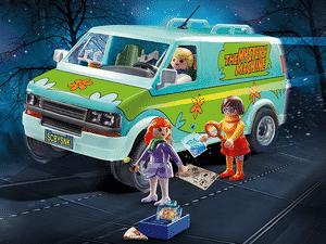 Test et avis sur le Playmobil Scooby Doo Mystery Machine 70286
