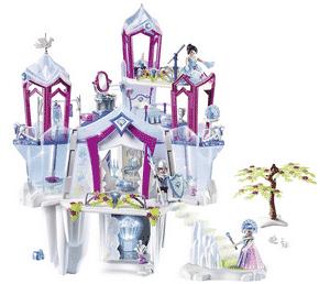 Test et avis sur le palais de cristal Playmobil 9469