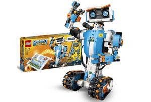 Test et avis sur le robot Lego interactif Boost 17101